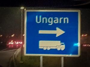 Auf nach Ungarn