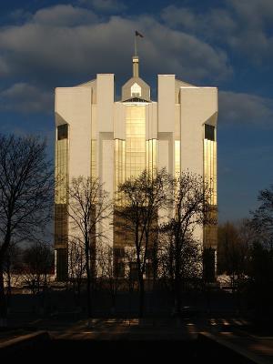 Chisinau Präsidentenpalast1