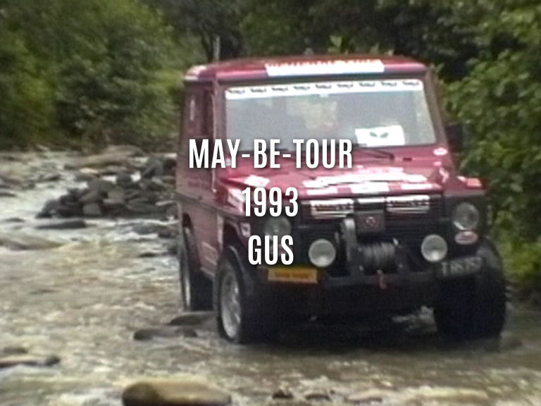 MAY-BE-TOUR 1993 - 2